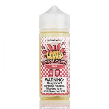Ruthless Vapor 120ml Loaded Cotton Candy 3mg